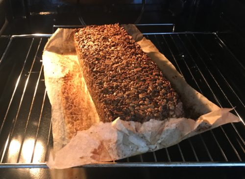 nordic bread in the oven annasfoodstories