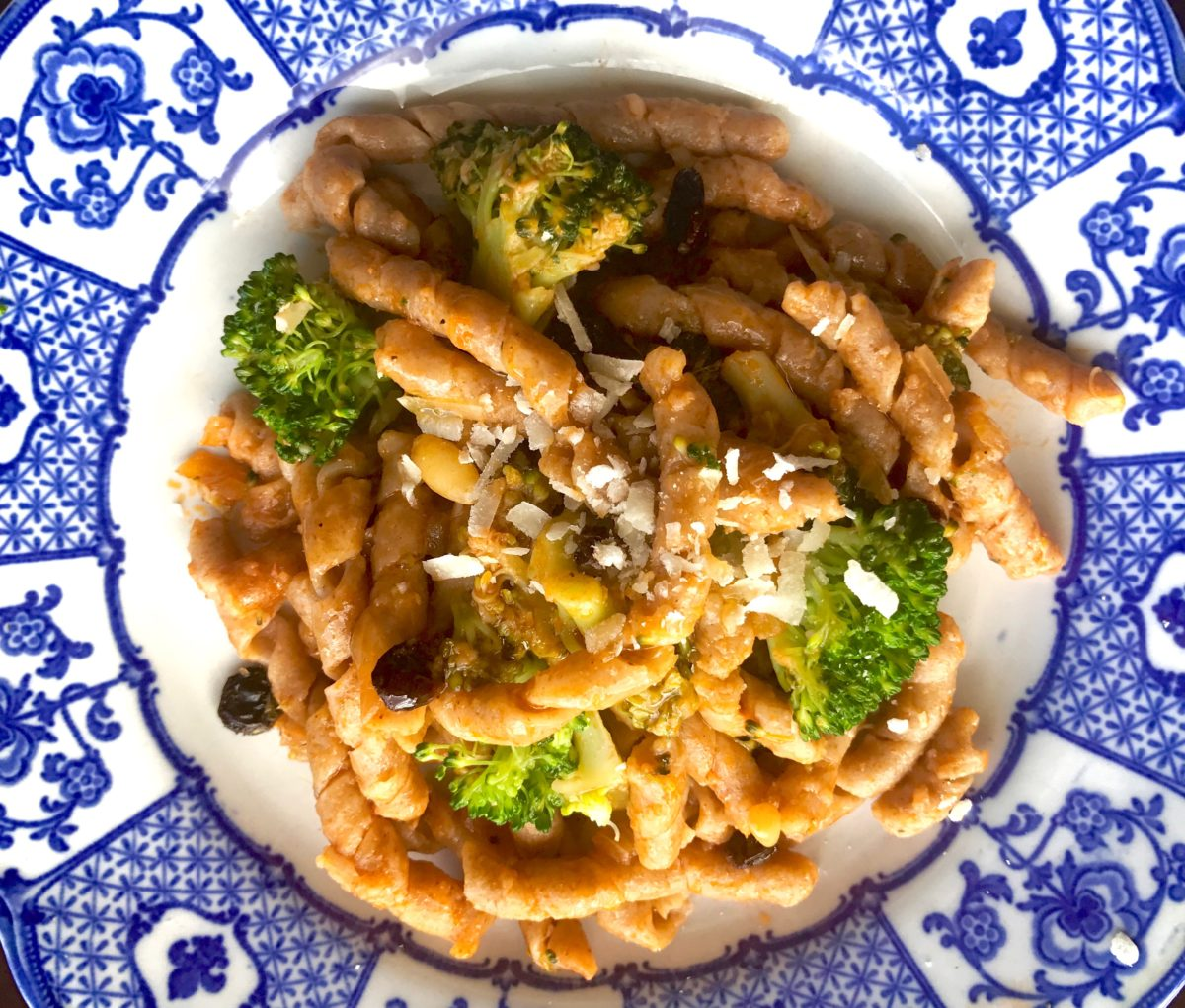 pasta with broccoli annasfoodstories