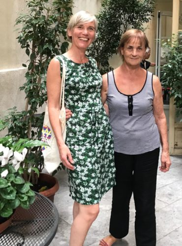 Vigdis and Lucia annasfoodstories