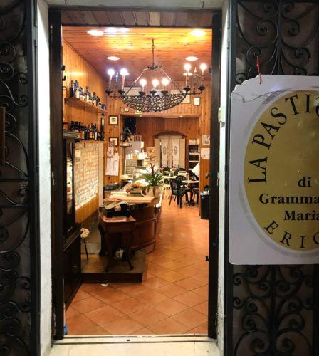 Pastry Maria Grammatico Erice annasfoodstories