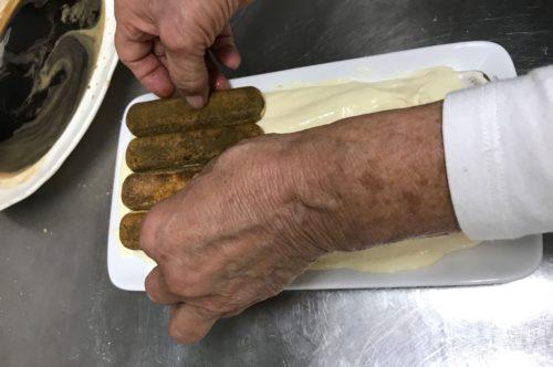 the double layer tiramisu annasfoodstories